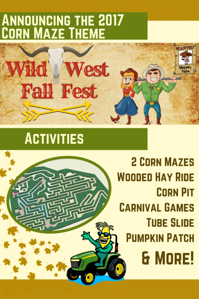 Fall Fest, Corn Maze, Wild West, Hay Ride, Youth Group, Scout Group, Field Trip